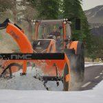 NMC 320H Pro Snow Blower v1.0