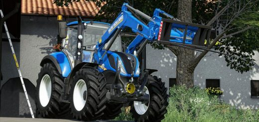 New Holland 700 TL Series v1.0