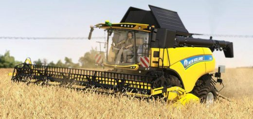 New Holland CR 8.90 v1.0
