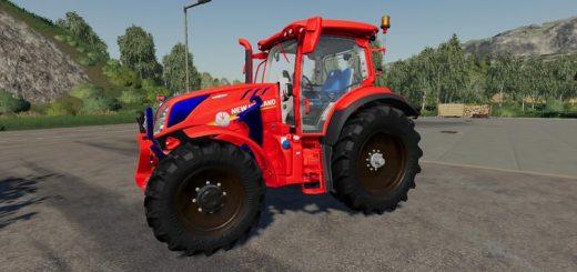 New Holland T6 Nerd MP v1.1