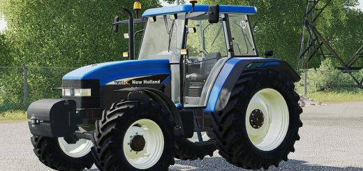 New Holland TM Series v1.0