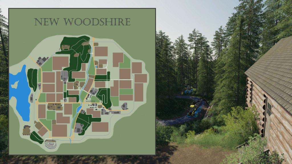 New Woodshire v1.1