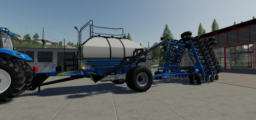 New holland disc drill v1.0