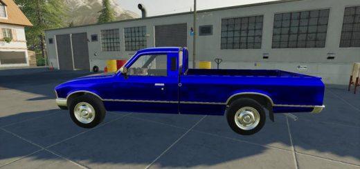 Pickup 1978 Nerd by Raser 0021 Mp v1.0
