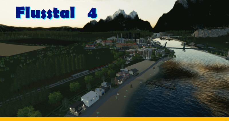 River valley Train extension v4.1.2