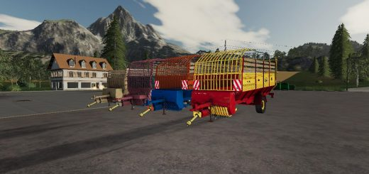 STS Horal MV Pack v2.0