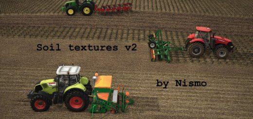 Soil textures v2.0