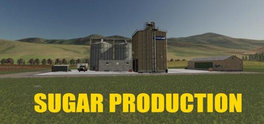 Sugar Production Placeable v1.0