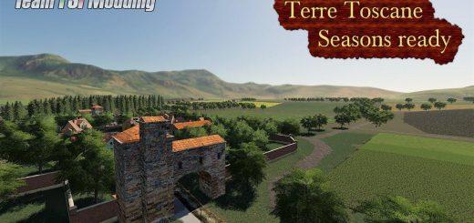 Tuscan Lands v1.0