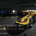 Volvo A40G v2.1.1