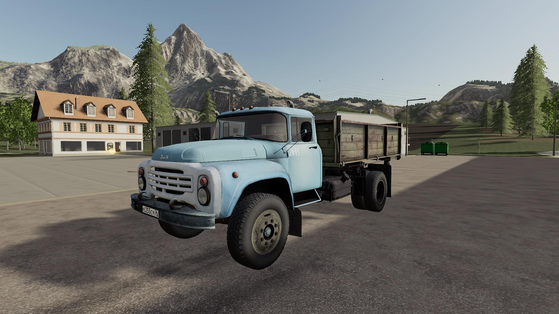 ZIL-130 sel Truck v1.2   FS19 mods, Farming simulator 19 mods on map of mcdonald's, map of fedex, map of north america, map of frontier communications, map of the library of congress, map of us banks, map of us navy, map of home, map of currencies, map of td bank, map of bank of america, map of nokia, map of tv, map of mount nyiragongo, map of stupid people, map of usa time, map of currents, map of business, map of maps,