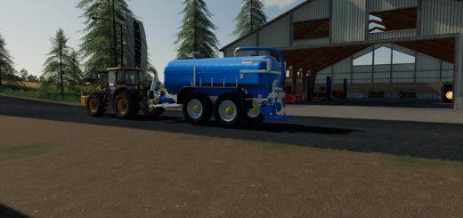 Zunhammer milk water trailer v1.0