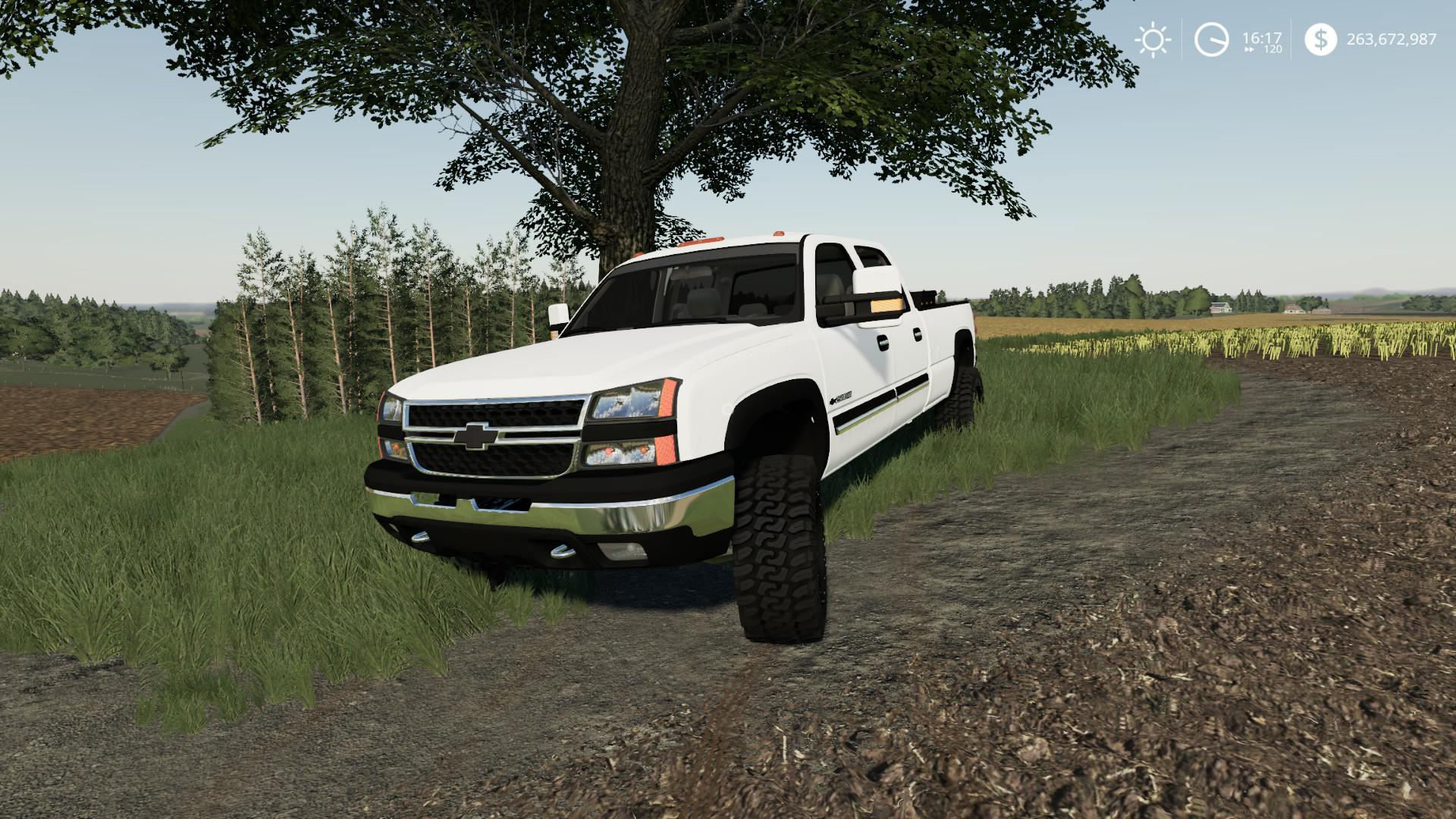 2006 Chevrolet 2500HD Duramax v1.0