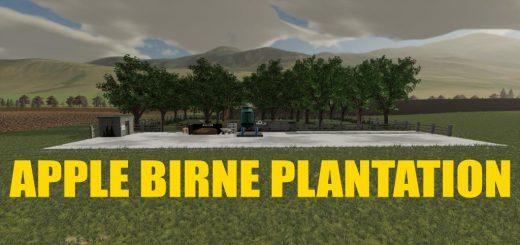Apple Birne Plantation v1.0