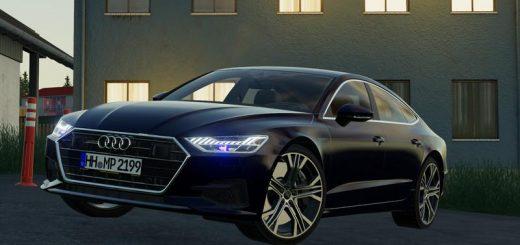 Audi A7 2018 v1.0
