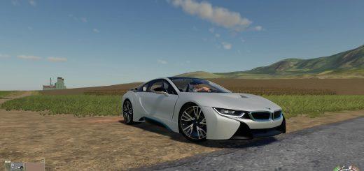 BMW I8 Fs19 v1.0