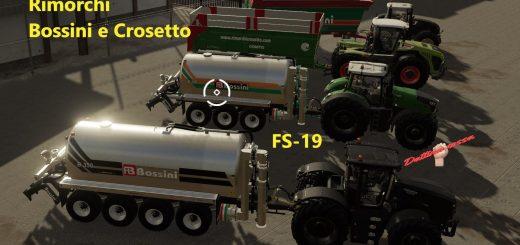 BOSSINI & CROSETTO V1.5