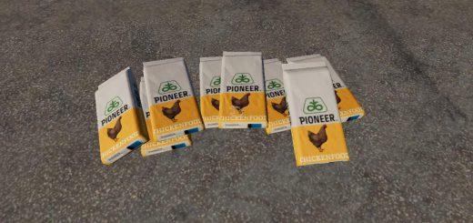 Big Pioneer Animal Food Bag pack v2.0
