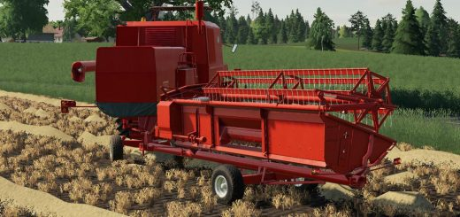 Bizon Z056 Cutter Trailer v1.0.1.0