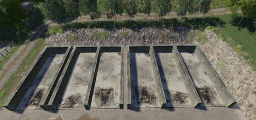 Bunker Silo Set v1.0