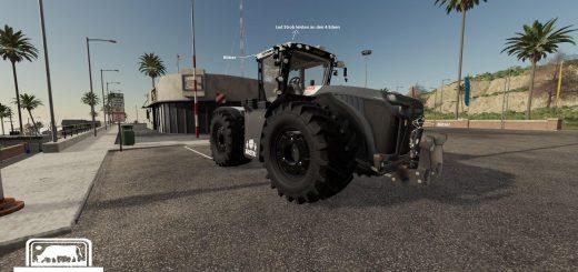 Claas Xerion Virtuelle Landwirtschaft v1.0.4