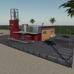 Coca Cola Factory FS19 v1.0