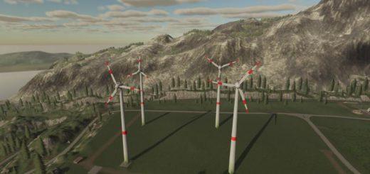 Enercon Windturbine (Small) v1.0