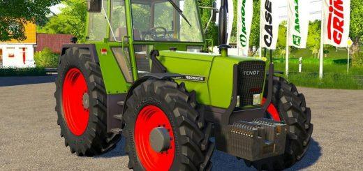 Fendt Farmer 307 – 309 v1.0