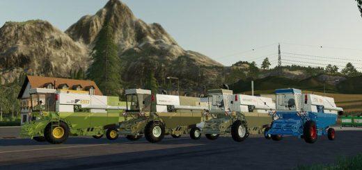 Fortschritt E516 Harvester Pack