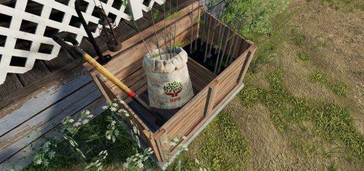 Hand Plant Saplings v1.0