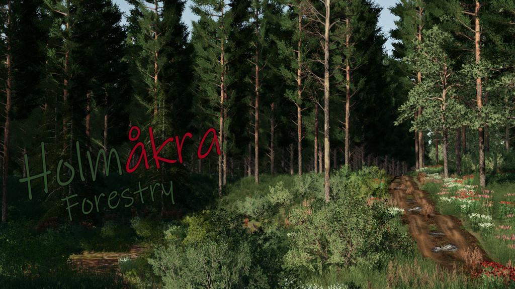 Holmakra Map v1.0