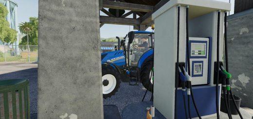 Increased Fuel Consumption v1.0