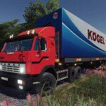 Kamaz 54102 v1.1