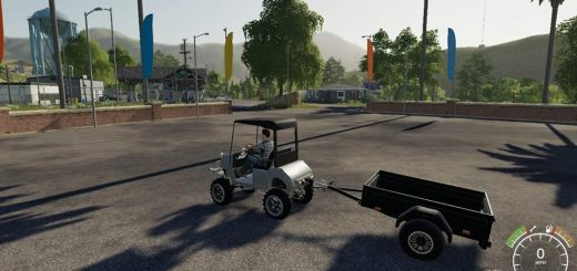 Lifted Offroad GolfCart v1.0