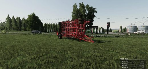 Lone oak courseplay cultivation v1.0