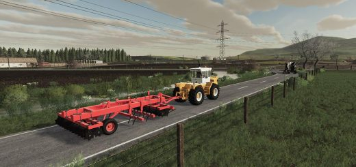 M402 Disc Harrow v1.0