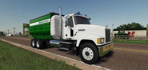 Mack Pinnacle Feed Truck v1.0