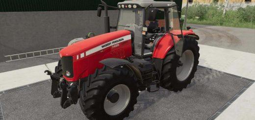 Massey Ferguson 7400 v1.0