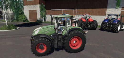 New Holland T7 v1.0