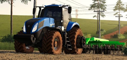 New Holland T8 BR v1.0
