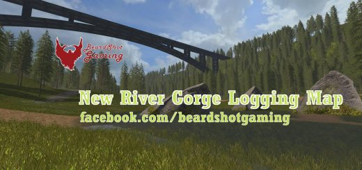 New River Gorge Logging Map v1.1