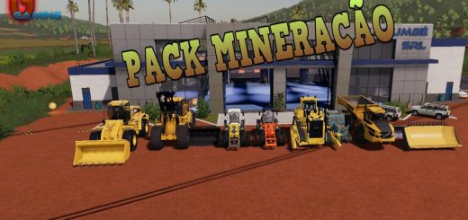 PACK MINERACAO v1.0