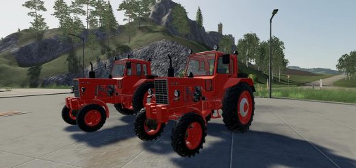 PACK MTZ-80 and 82 v1.1