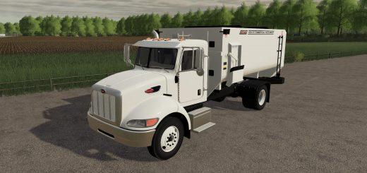 Peterbilt Feed Truck v1.0