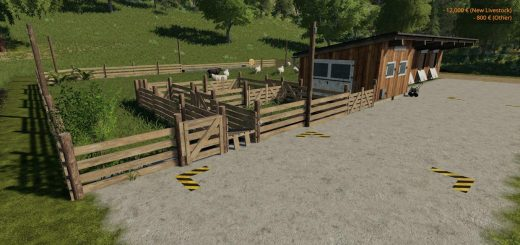 Placeable Large animals by Stevie