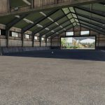Placeable Vehicle Shed Large by Stevie