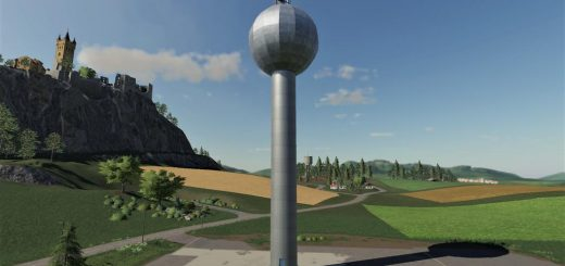 Placeable Watertower v1.0