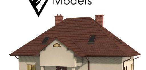 Polish modern houses v1.0