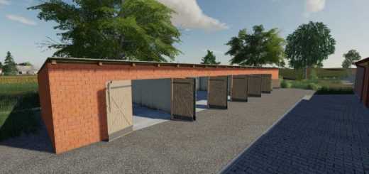 Polski Garage Placeable v1.0