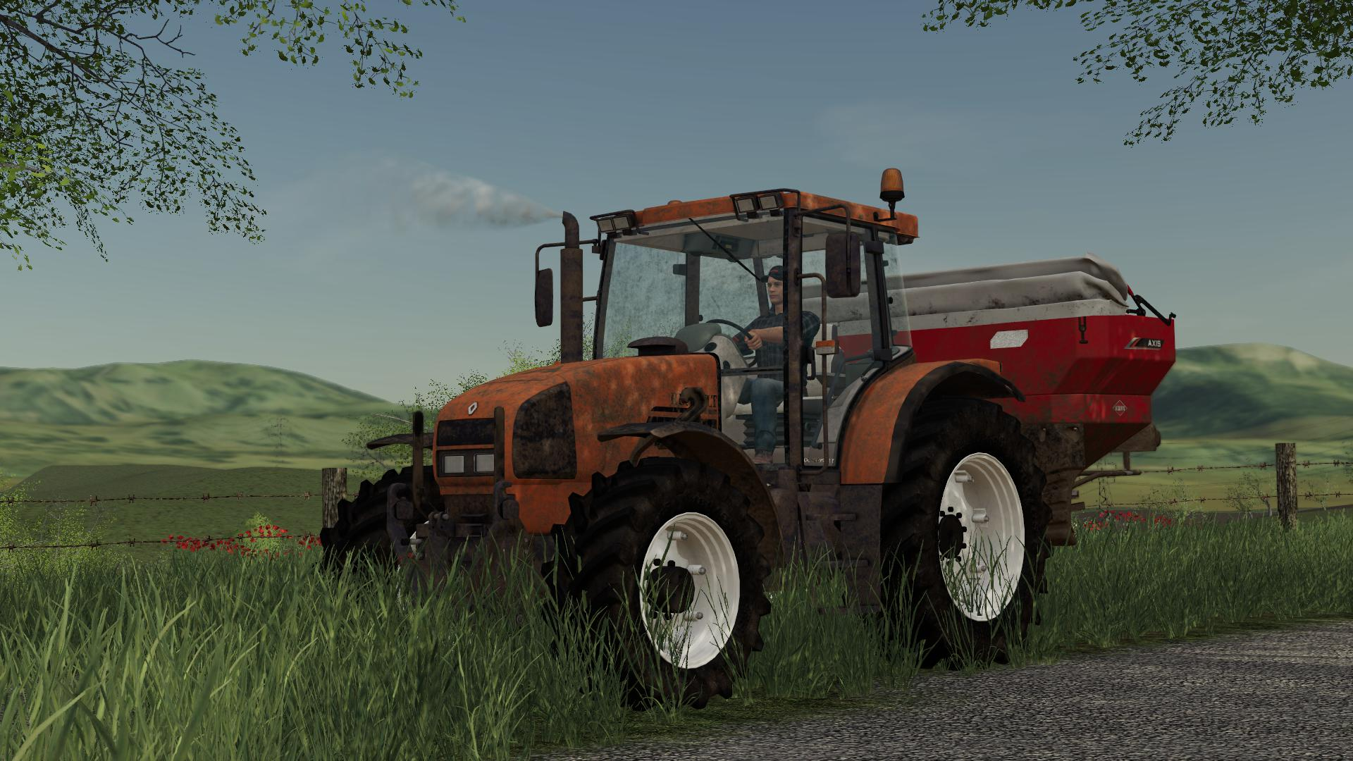 Renault Ares serie 600 v1.0
